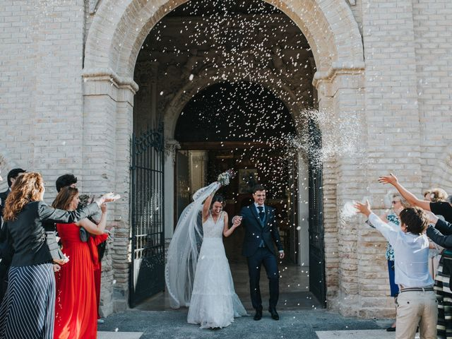 La boda de Javier y Alejandra en Zaragoza, Zaragoza 10