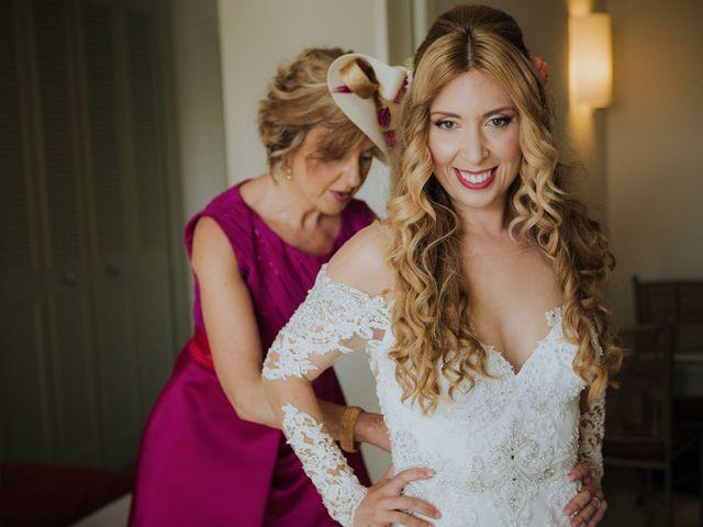 La boda de Rafa y Deborah en Nerja, Málaga 35