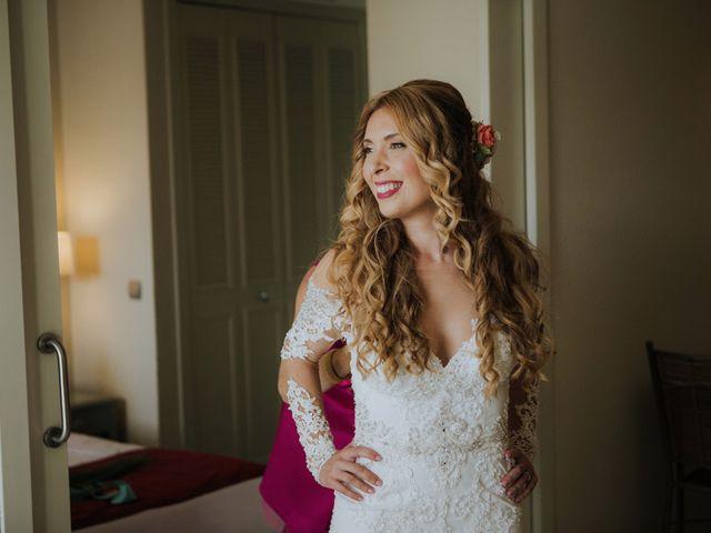 La boda de Rafa y Deborah en Nerja, Málaga 37