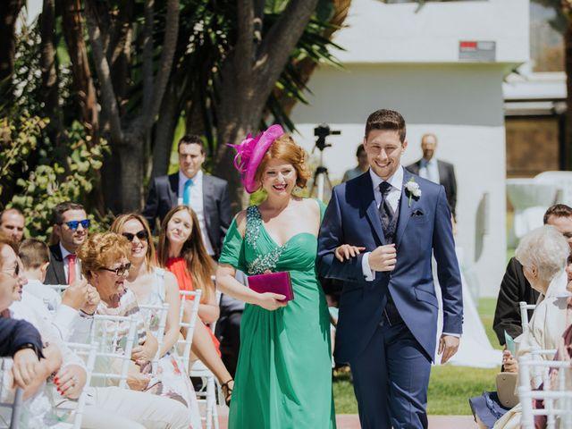La boda de Rafa y Deborah en Nerja, Málaga 53