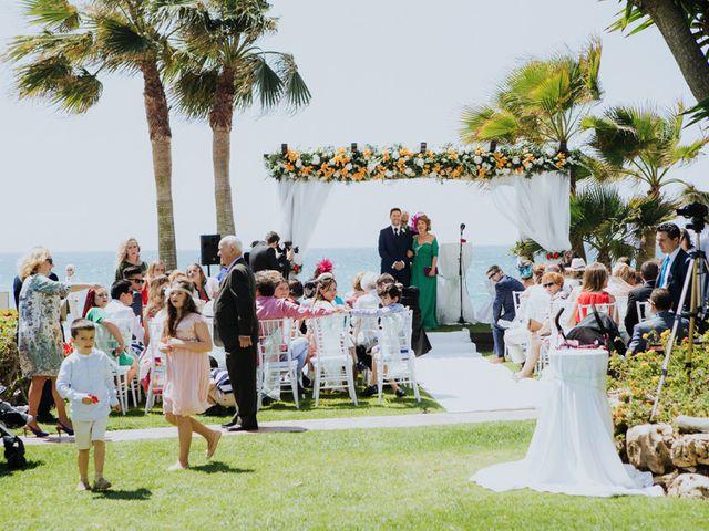La boda de Rafa y Deborah en Nerja, Málaga 55