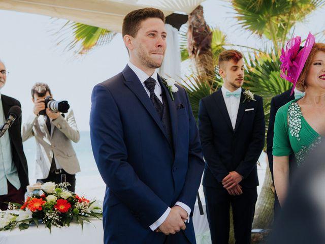 La boda de Rafa y Deborah en Nerja, Málaga 58