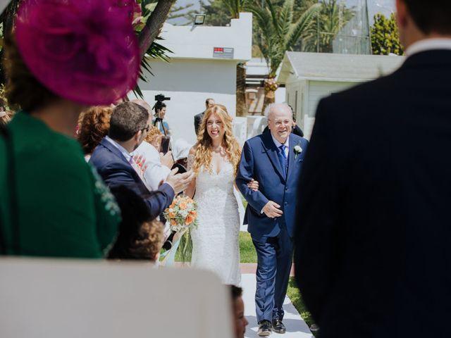 La boda de Rafa y Deborah en Nerja, Málaga 59