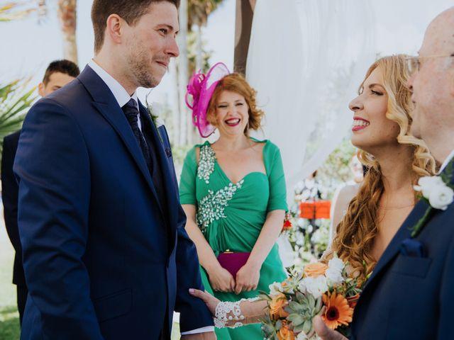 La boda de Rafa y Deborah en Nerja, Málaga 60