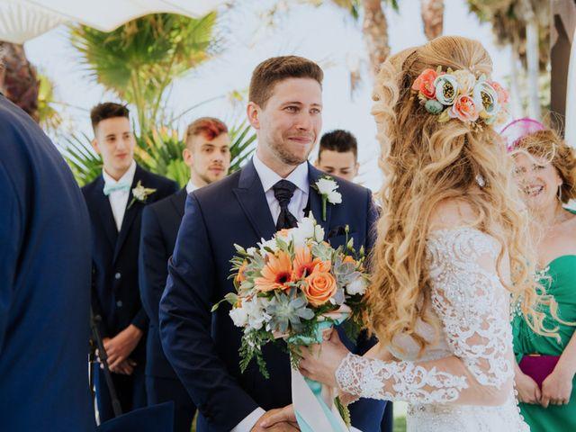 La boda de Rafa y Deborah en Nerja, Málaga 61