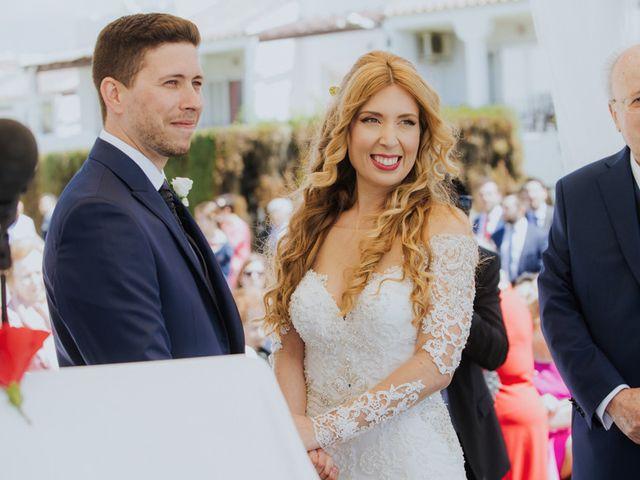 La boda de Rafa y Deborah en Nerja, Málaga 63