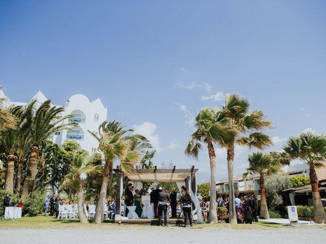 La boda de Rafa y Deborah en Nerja, Málaga 65
