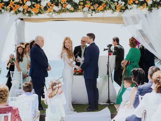 La boda de Rafa y Deborah en Nerja, Málaga 66
