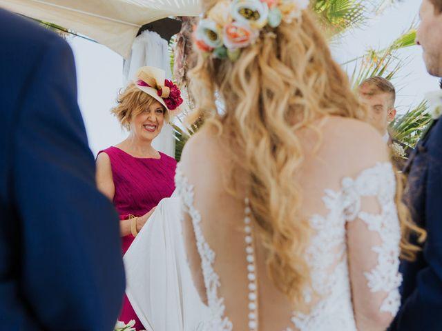 La boda de Rafa y Deborah en Nerja, Málaga 67