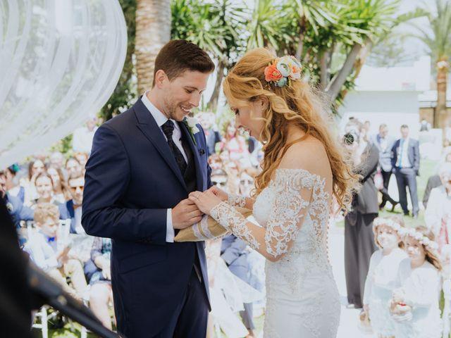 La boda de Rafa y Deborah en Nerja, Málaga 70