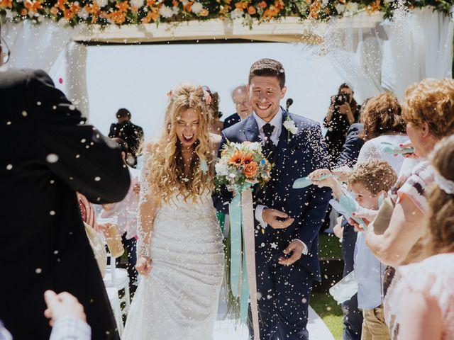 La boda de Rafa y Deborah en Nerja, Málaga 73