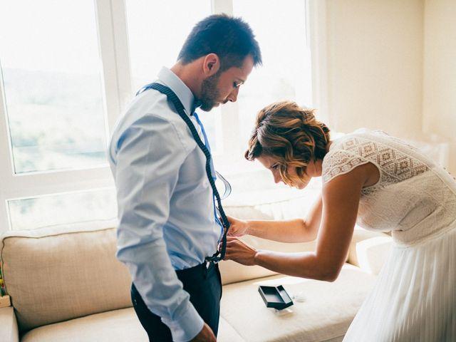 La boda de Ander y Ainara en Aia, Guipúzcoa 18