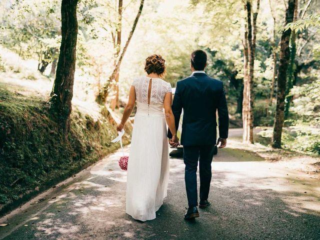 La boda de Ander y Ainara en Aia, Guipúzcoa 25
