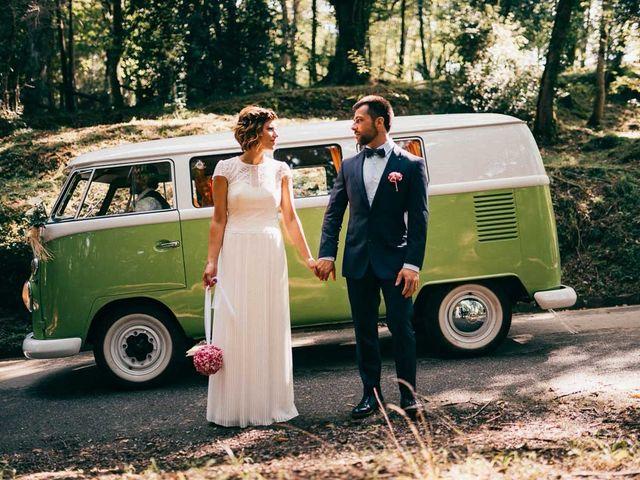 La boda de Ainara y Ander
