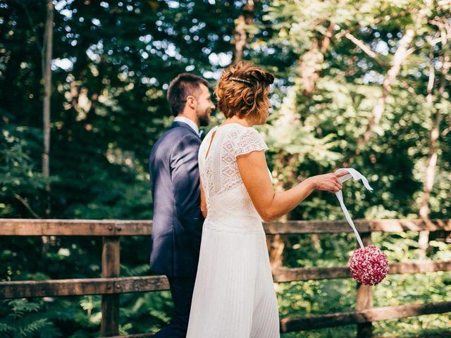 La boda de Ander y Ainara en Aia, Guipúzcoa 31