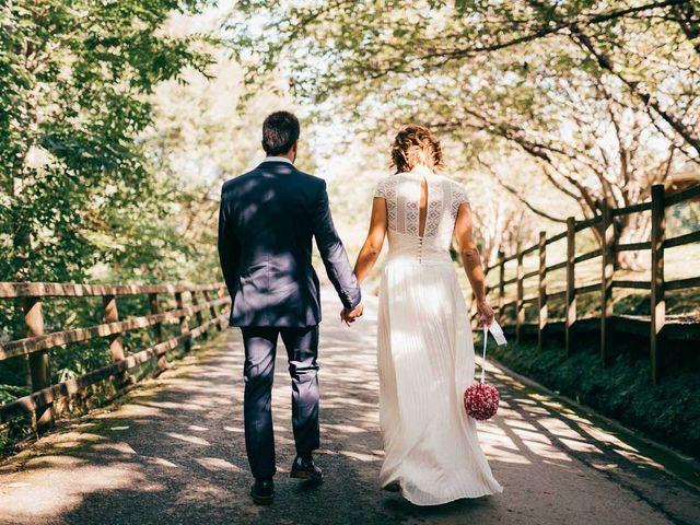 La boda de Ander y Ainara en Aia, Guipúzcoa 33