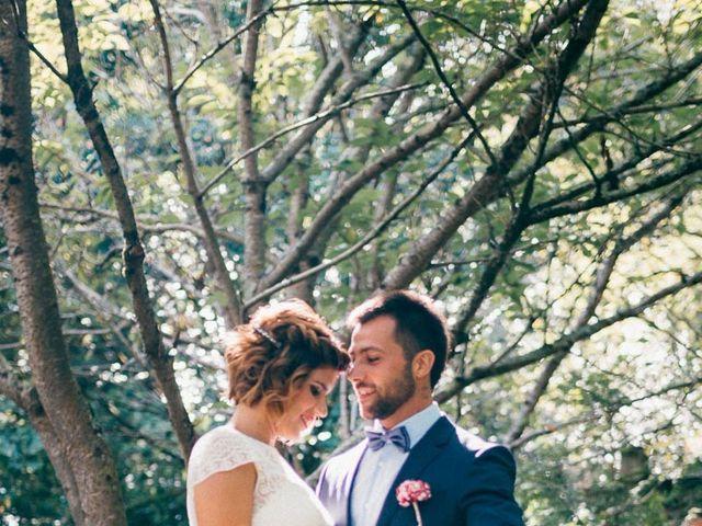 La boda de Ander y Ainara en Aia, Guipúzcoa 35