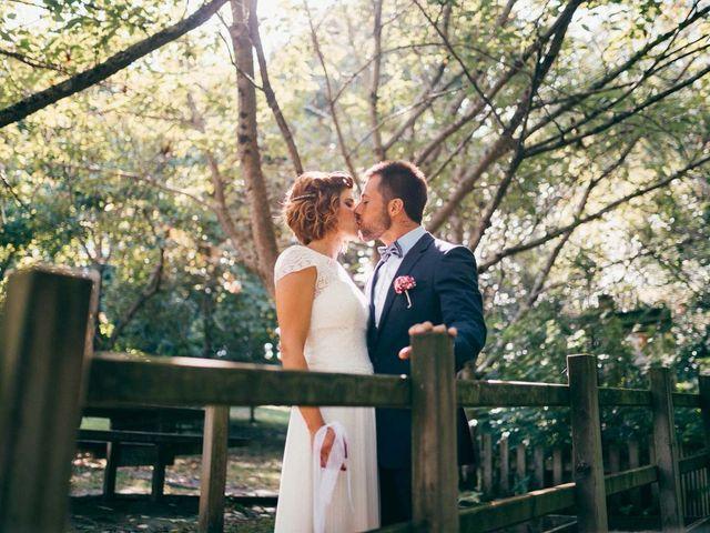La boda de Ander y Ainara en Aia, Guipúzcoa 36