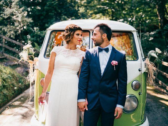 La boda de Ander y Ainara en Aia, Guipúzcoa 1