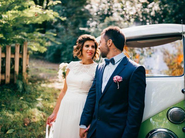 La boda de Ander y Ainara en Aia, Guipúzcoa 37