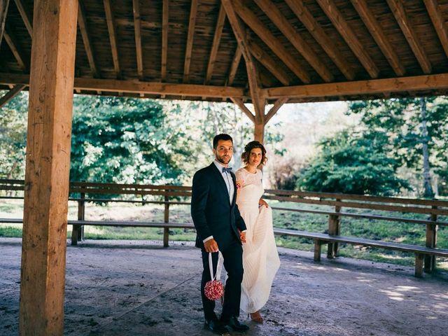 La boda de Ander y Ainara en Aia, Guipúzcoa 38