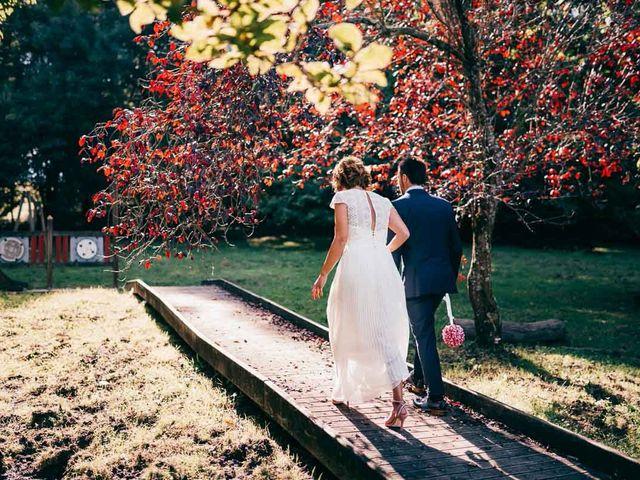 La boda de Ander y Ainara en Aia, Guipúzcoa 39