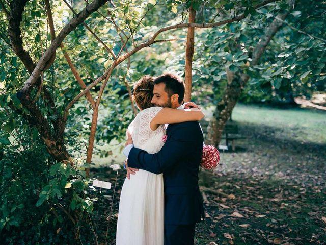 La boda de Ander y Ainara en Aia, Guipúzcoa 41