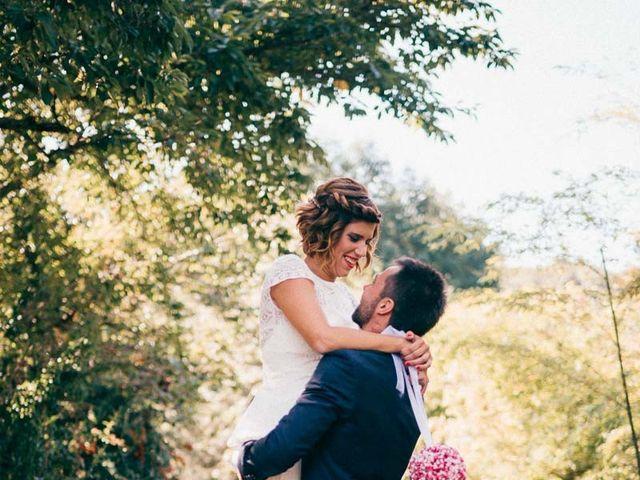 La boda de Ander y Ainara en Aia, Guipúzcoa 43