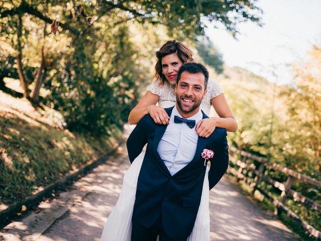 La boda de Ander y Ainara en Aia, Guipúzcoa 44