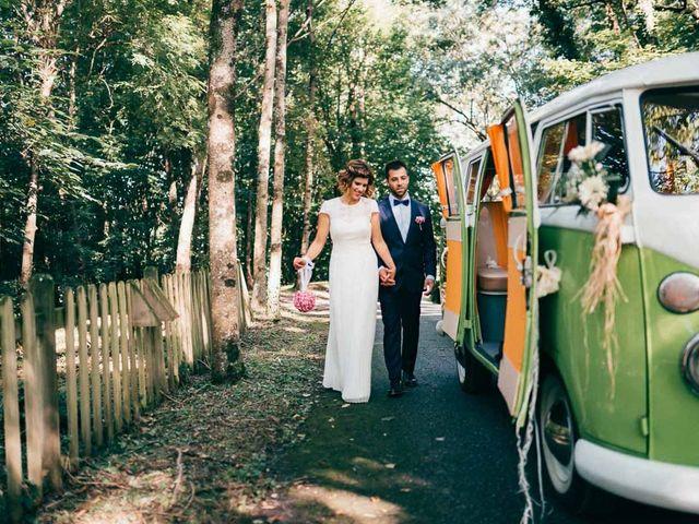 La boda de Ander y Ainara en Aia, Guipúzcoa 45