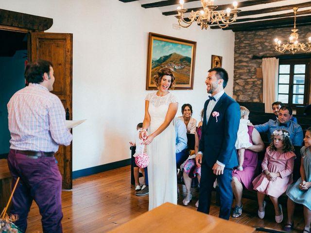 La boda de Ander y Ainara en Aia, Guipúzcoa 50