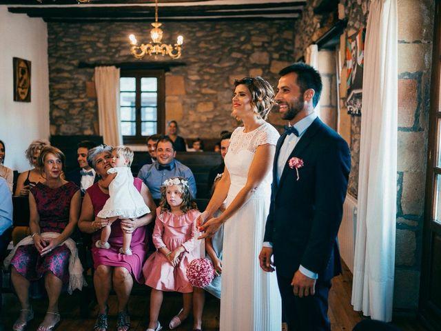 La boda de Ander y Ainara en Aia, Guipúzcoa 51