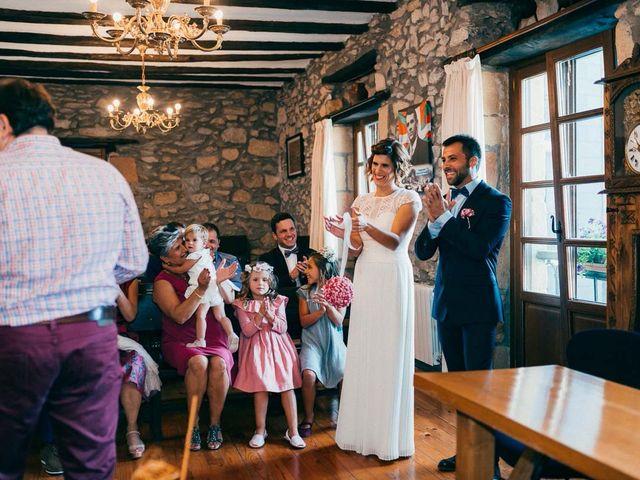 La boda de Ander y Ainara en Aia, Guipúzcoa 52