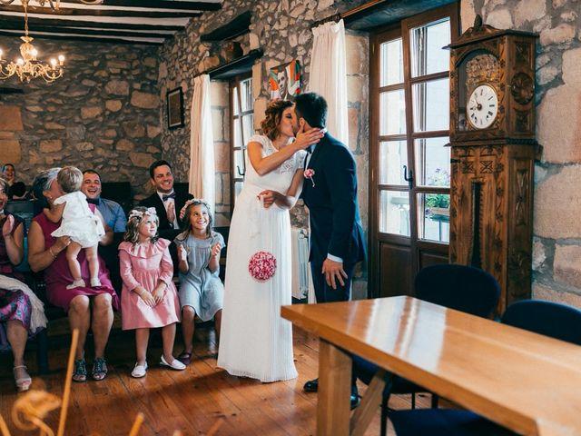 La boda de Ander y Ainara en Aia, Guipúzcoa 53