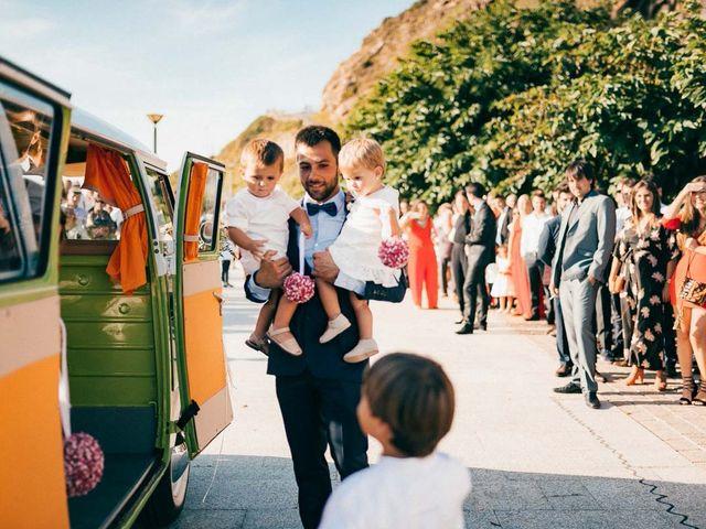 La boda de Ander y Ainara en Aia, Guipúzcoa 56