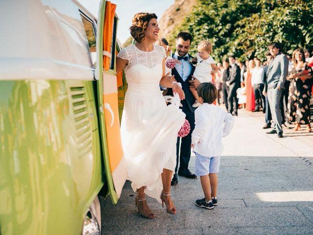 La boda de Ander y Ainara en Aia, Guipúzcoa 57