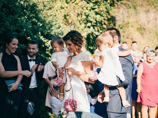 La boda de Ander y Ainara en Aia, Guipúzcoa 58