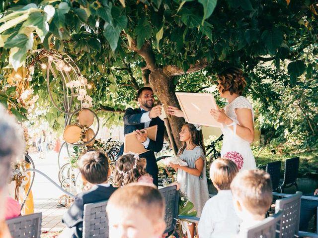 La boda de Ander y Ainara en Aia, Guipúzcoa 62