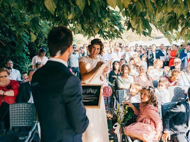 La boda de Ander y Ainara en Aia, Guipúzcoa 63