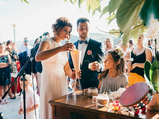 La boda de Ander y Ainara en Aia, Guipúzcoa 66