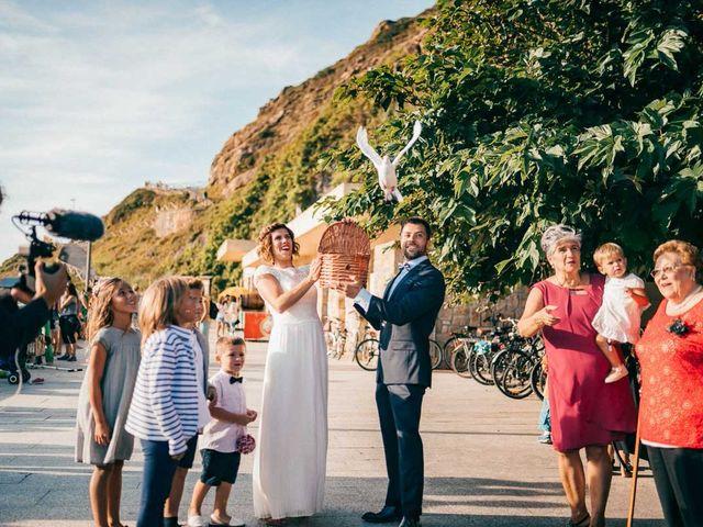 La boda de Ander y Ainara en Aia, Guipúzcoa 74