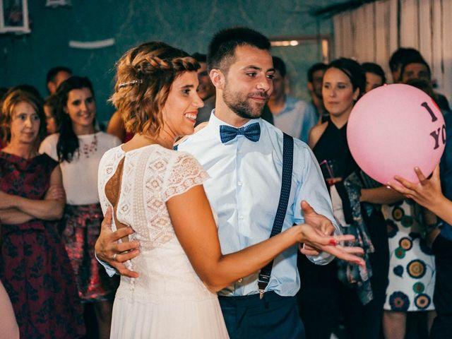 La boda de Ander y Ainara en Aia, Guipúzcoa 81
