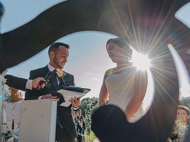 La boda de Alejandra y Miguel