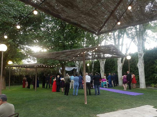 La boda de Juan Carlos y Marta en Aranjuez, Madrid 4