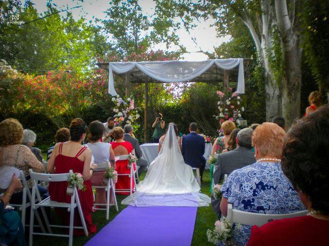 La boda de Juan Carlos y Marta en Aranjuez, Madrid 1