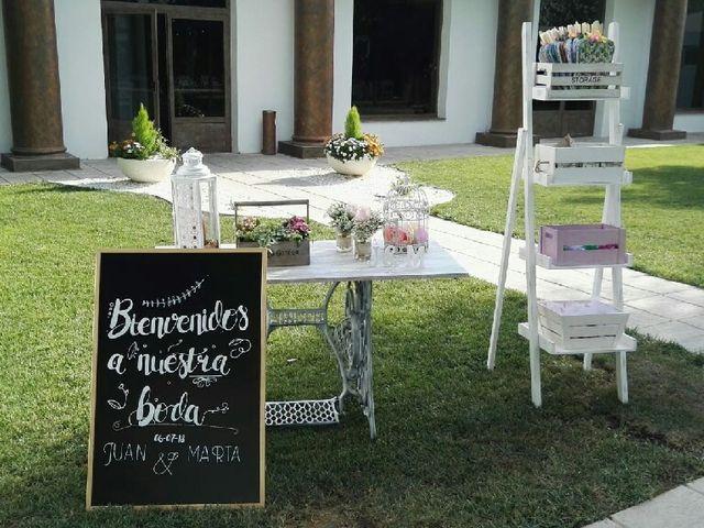La boda de Juan Carlos y Marta en Aranjuez, Madrid 6
