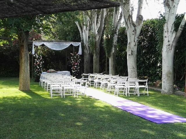 La boda de Juan Carlos y Marta en Aranjuez, Madrid 2