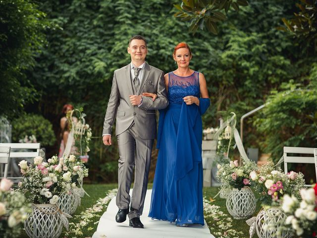 La boda de Anastacia y Kirill en Almería, Almería 30