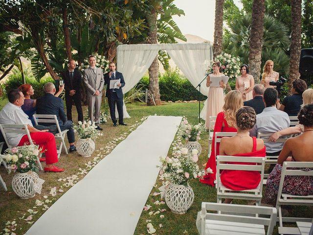 La boda de Anastacia y Kirill en Almería, Almería 31