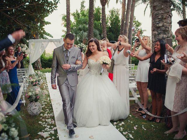 La boda de Anastacia y Kirill en Almería, Almería 38